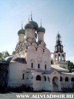 Богородице-Успенская церковь. (c)Туризм и отдых во Владимире