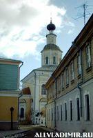 Георгиевская церковь. (c)Туризм и отдых во Владимире