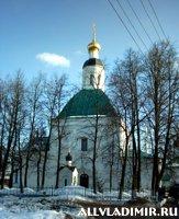 Спасо-Преображенская церковь. (c)Туризм и отдых во Владимире