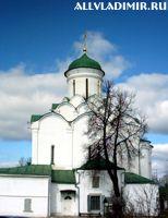 Успенский собор Княгинина монастыря. (c)Туризм и отдых во Владимире